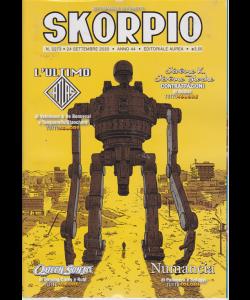 Skorpio - n. 2273 - 24 settembre 2020 - settimanale di fumetti