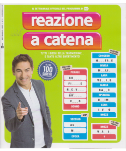 Reazione a Catena - n. 12 - settimanale - 24/9/2020