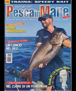 Pesca in mare - n. 10 - mensile - ottobre 2020