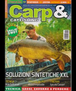 Carp & Catfishing - n. 44 - bimestrale - ottobre/novembre/dicembre  2020 - gennaio 2021