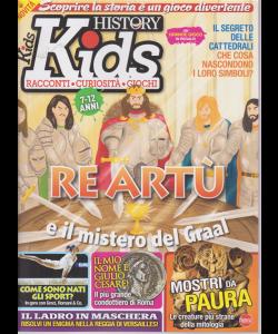 Bbc History Kids - n. 5 - mensile - ottobre - novembre 2020 - 7- 12 anni