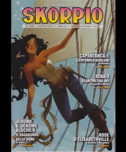 Skorpio - n. 2198 - 18 aprile 2019 - settimanale di fumetti