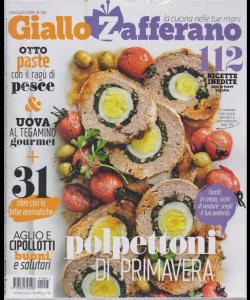 Giallo Zafferano - n. 5 - mensile - maggio 2019