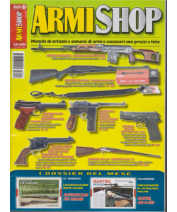 Abbonamento Armi Shop (cartaceo  mensile)