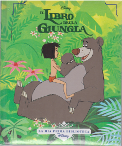 La mia prima biblioteca Disney - Il libro della giungla - n. 3 - settimanale