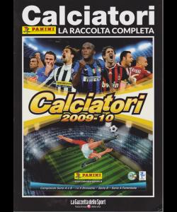 Album Storici Panini - Calciatori  - La raccolta completa 2009-10 - n. 23 - settimanale