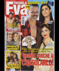Eva 3000 - n. 8 - 3 maggio 2019 - settimanale