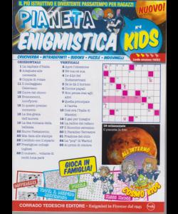 Abbonamento Pianeta Enigmistica (cartaceo  mensile)