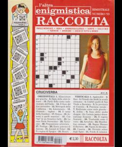 Raccolta L'altra enigmistica - n. 59 - bimestrale - luglio - agosto 2018