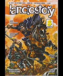 Lanciostory - n. 2377 - 26 ottobre 2020 - settimanale di fumetti