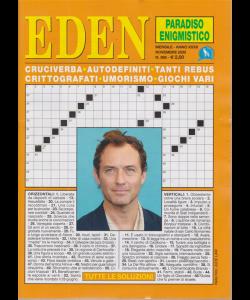 Eden - Paradiso enigmistico - n. - mensile - novembre