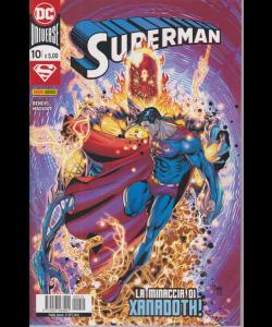 Superman - n. 10 - La minaccia di Xanadoth! - quindicinale  - 22 ottobre 2020