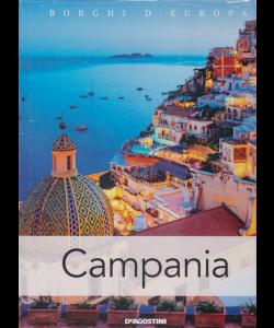 Borghi D'europa - Campania - quattordicinale - n. 9 - 20/4/2019 -