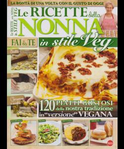 We Veg Speciale Super - Le ricette della nonna in stile veg - n. 1 - bimestrale - maggio - giugno 2019 -