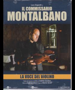 I Dvd Di Sorrisi Collaction 5 - La Voce Del Violino - n. 10 - Luca Zingaretti in Il commissario Montalbano - settimanale - 23/4/2019