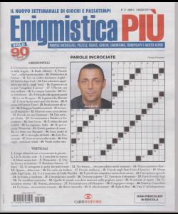 Enigmistica Piu'- n. 17 - 1 maggio 2019 - settimanale
