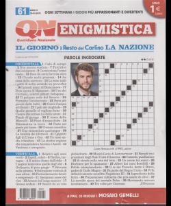 Enigmistica - n. 61 - 29/4/2019 - settimanale