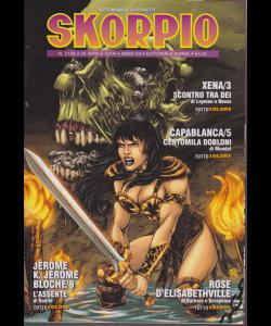 Skorpio - n. 2199 - 25 aprile 2019 - settimanale di fumetti