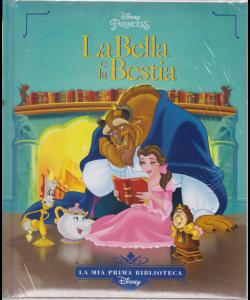 La mia prima biblioteca Disney - La bella e la bestia - n. 4 - settimanale