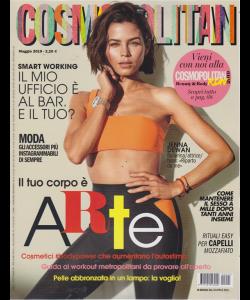 Cosmopolitan - n. 5 - maggio 2019 - mensile