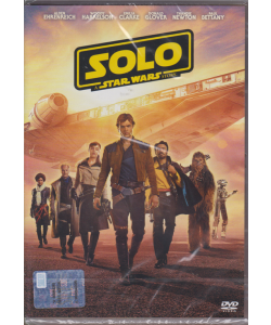 I Dvd Fiction Sorrisi 2 - Solo star wars - n. 19 - settimanale - 23/4/2019 -