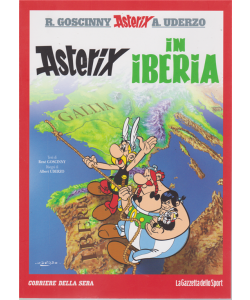 Asterix - Asterix in Iberia - n. 17 - settimanale