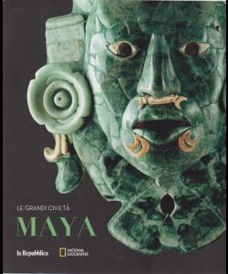 Le Grandi Civilta' - Maya - n. 4