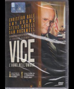 I Dvd Cinema Di Sorrisi - n. 14 -  Vice l'uomo nell'ombra - settimanale - 24/4/2019 -