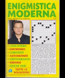 Enigmistica Moderna - n. 367 - mensile - maggio 2019 -