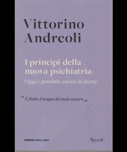 Vittorino Andreoli - I principi della nuova psichiatria - Oggi è possibile curare la mente - n. 18 - settimanale