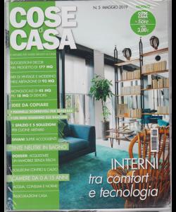 Cose Di Casa + - Casa In Fiore - n. 5 - maggio 2019 - mensile - 2 riviste
