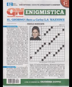Enigmistica - n. 62 - settimanale - 6/5/2019 -