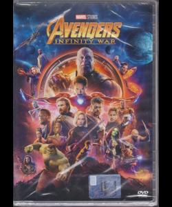 I Dvd Di Sorrisi2 - Avengers - Infinity war - n. 11 - settimanale - 30/4/2019 -