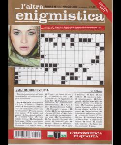 L'altra Enigmistica - n. 475 - maggio 2019 - mensile