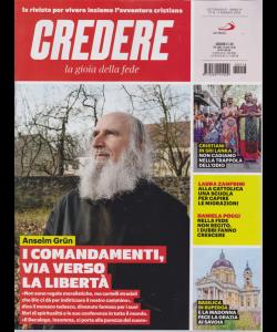 Credere - La Gioia Della Fede - n. 18 - settimanale - 5 maggio 2019 -