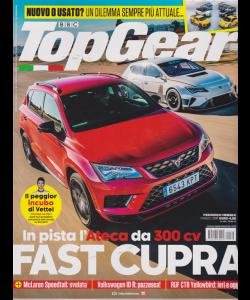Top Gear - n. 136 - mensile - marzo 2019 -