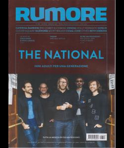 Rumore - The National - n. 328 - mensile - maggio 2019 -