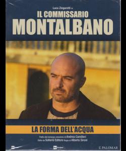 I Dvd Di Sorrisi Collaction 5 - La Forma Dell'acqua - Luca Zingaretti in Il commissario Montalbano - n. 11 - settimanale - 30/4/2019