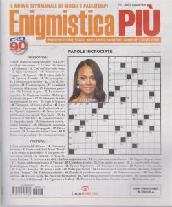 Enigmistica Piu' - n. 18 - 8 maggio 2019 - settimanale
