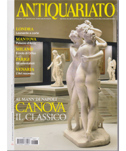 Antiquariato - n. 457 - maggio 2019 - mensile