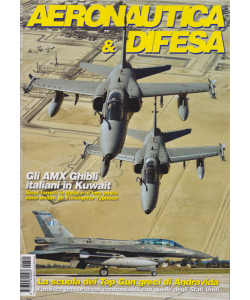 Aeronautica E Difesa - n. 391 - mensile - maggio 2019 -