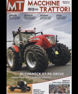 Macchine Trattori - n. 194 - maggio 2019 - mensile -