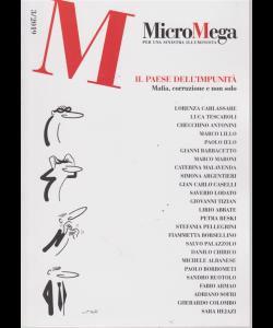 Micromega - n. 3 - bimestrale - 3/5/2019 -