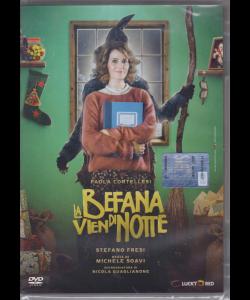 I Dvd Cinema Di Sorrisi - La Befana Vien Di Notte - Paola Cortellesi - n. 15 - maggio 2019 -