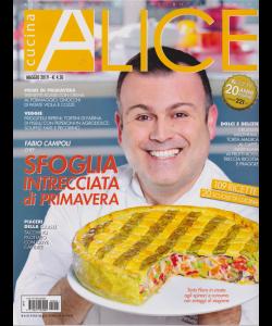 Alice Cucina - n. 5 - maggio 2019 - mensile