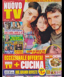 Nuovo Tv + - Nuovo Cucina - n. 19 - 14 maggio 2019 - settimanale - 2 riviste