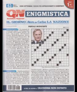 Enigmistica - n. 63 - 13/5/2019 - settimanale