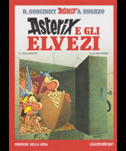 Asterix - n. 19 - Asterix e gli elvezi - settimanale