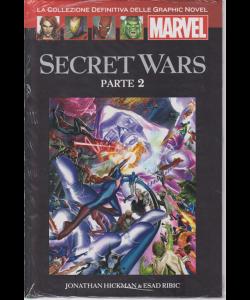 Graphic Novel Marvel - Secret Wars-Parte 2 - n. 19 - 4/5/2019 - quattordicinale - copertina rigida