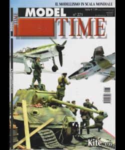 Model Time - N. 271 - Mensile - febbraio 2019 -